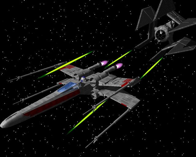 Armer X-Wing